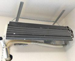 F28UTES-W クリーニング後の熱交換器