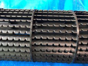 DAIKIN ダイキン F50PTFXP-W ドレンパン一体エアコンのクリーニング クロスフローファン