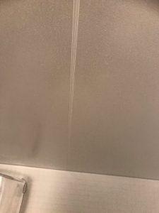 壁の水あかアフター1