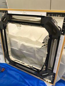 DAIKIN ダイキンFHCP50CB 天井埋め込み式エアコン カバー