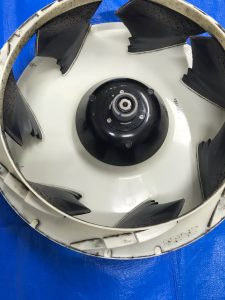 DAIKIN ダイキンFHCP50CB 天井埋め込み式エアコン ファン