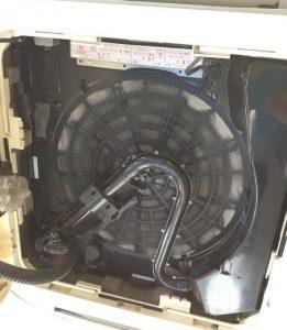 ダイキン DAIKIN FHCP45AB 天井埋込カセット形エアコンクリーニング お掃除ユニット付き