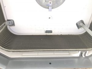DAIKIN ダイキンFHCP50CB 天井埋め込み式エアコン 熱交換器