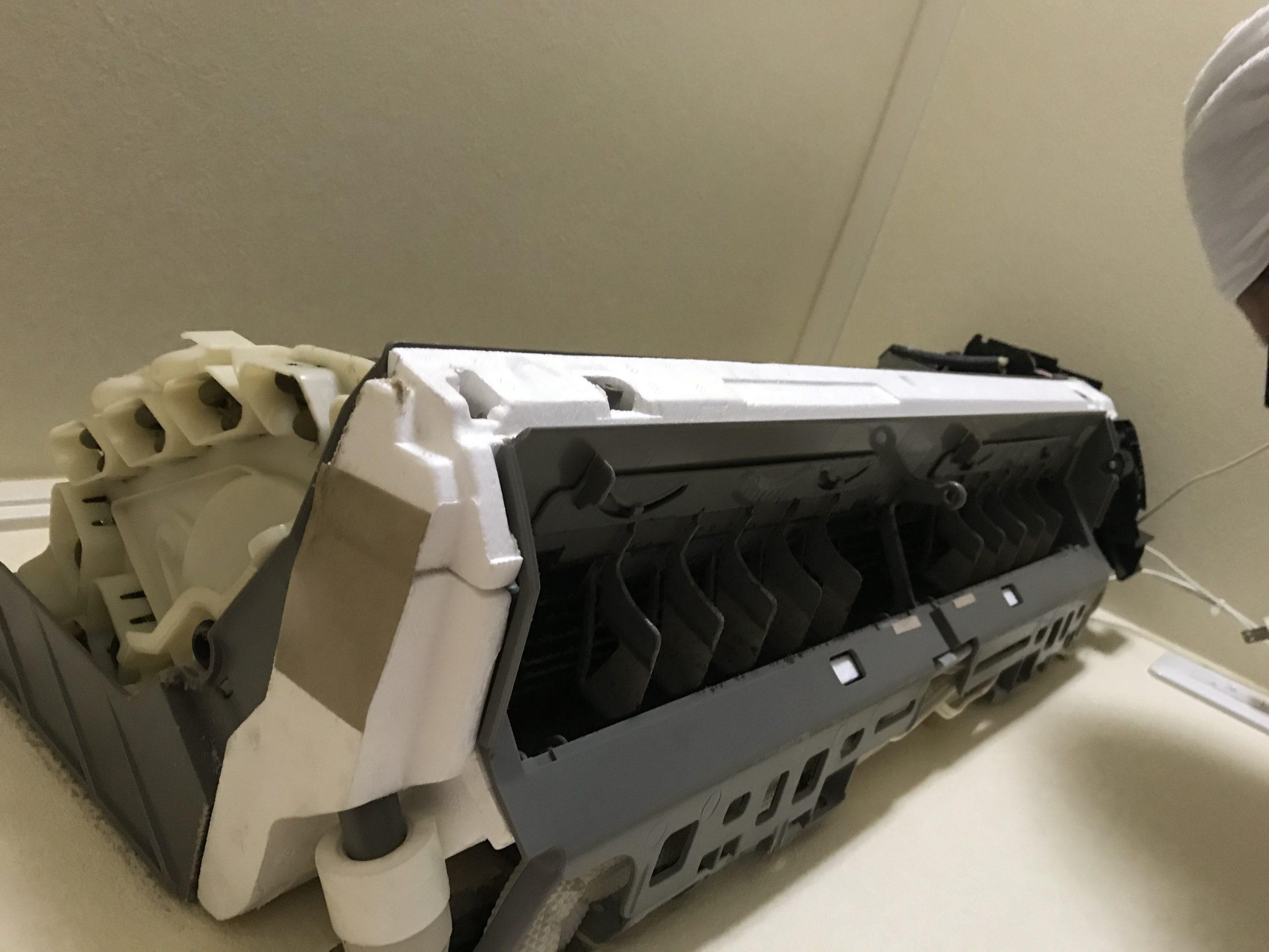 F25LTES-W 壁掛けオーバーホールクリーニング