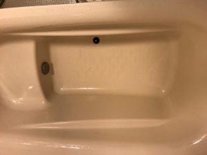 浴槽内 クリーニング完成